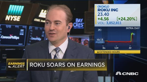 Roku's ultimate goal to be the TV platform: Analyst