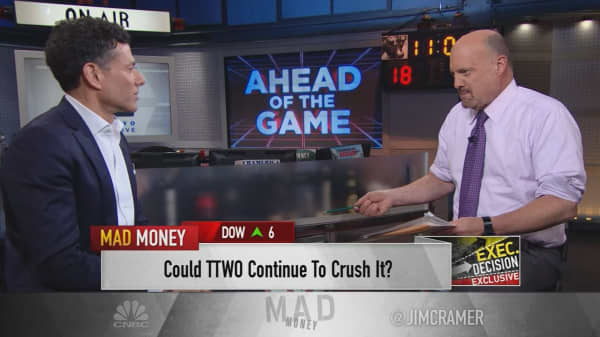 TTWO CEO: Never expected Grand Theft Auto to be this huge