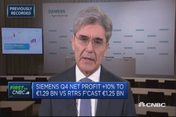 Siemens Healthineers IPO timing dependent on market conditions: CEO