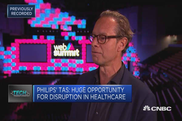 Huge opportunity for disruption in health care: Philips innovation chief