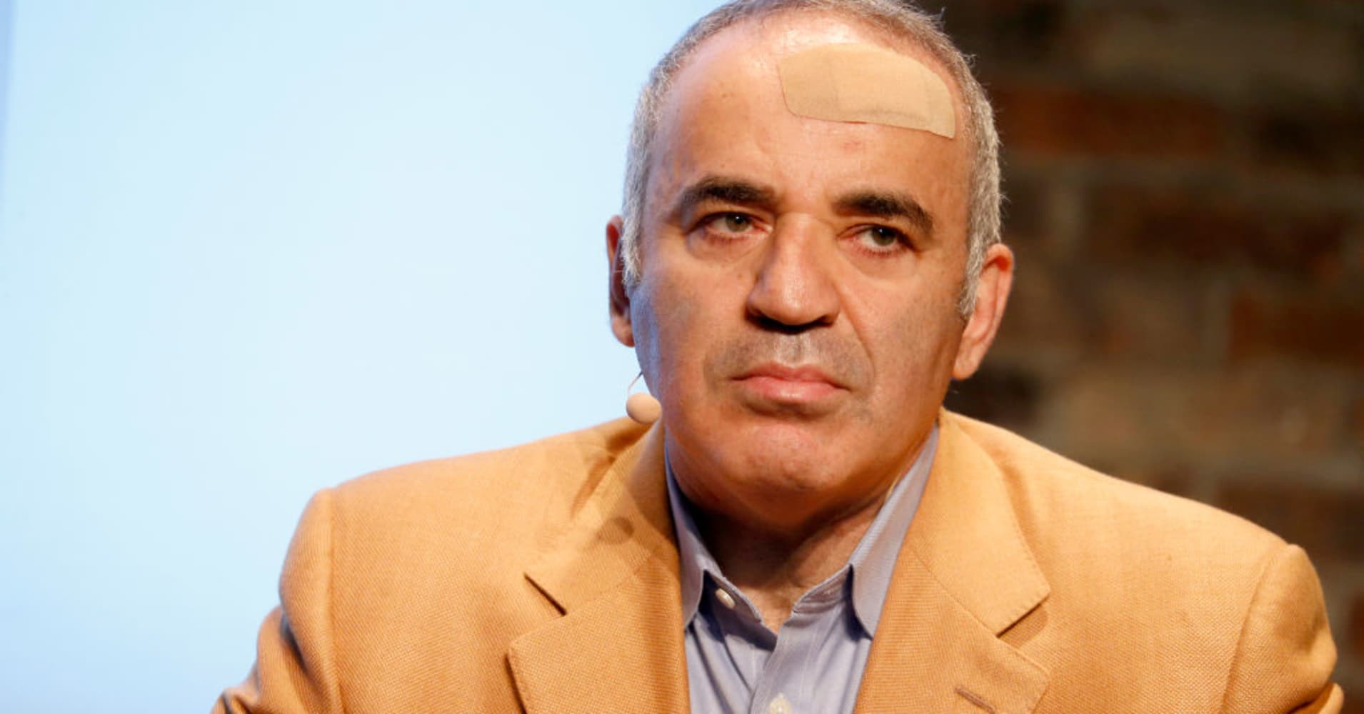 'I told you so,' chess legend Garry Kasparov says on Russian interference in the US election