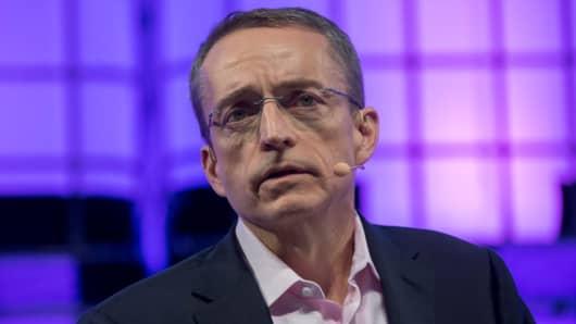 Pat Gelsinger , CEO, VMware.