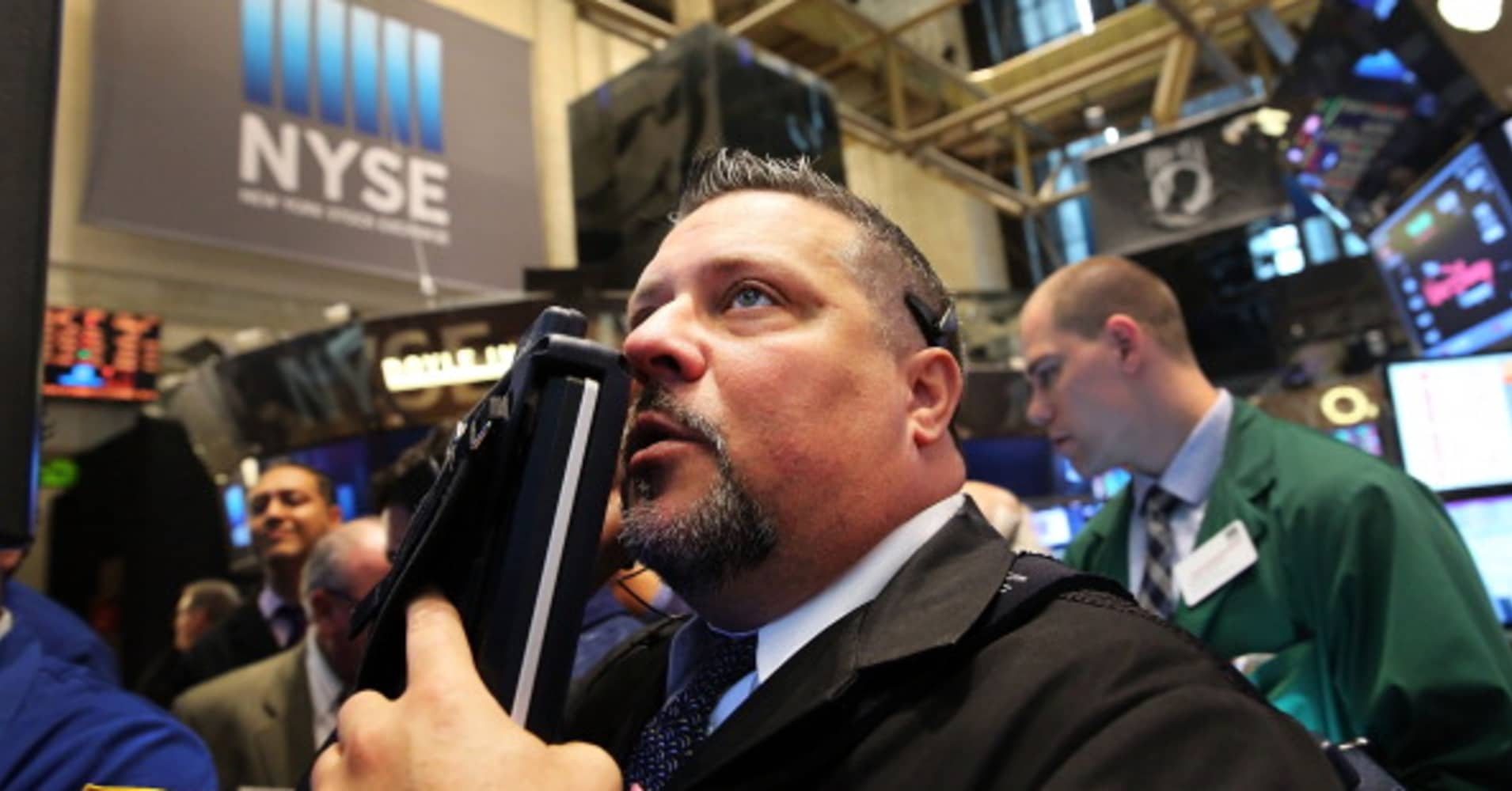 History says the market sell-off isn't over and this drop will be 'sharper than the first'