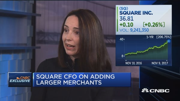 Square CFO: Bank charter is about 'serving the underserved'