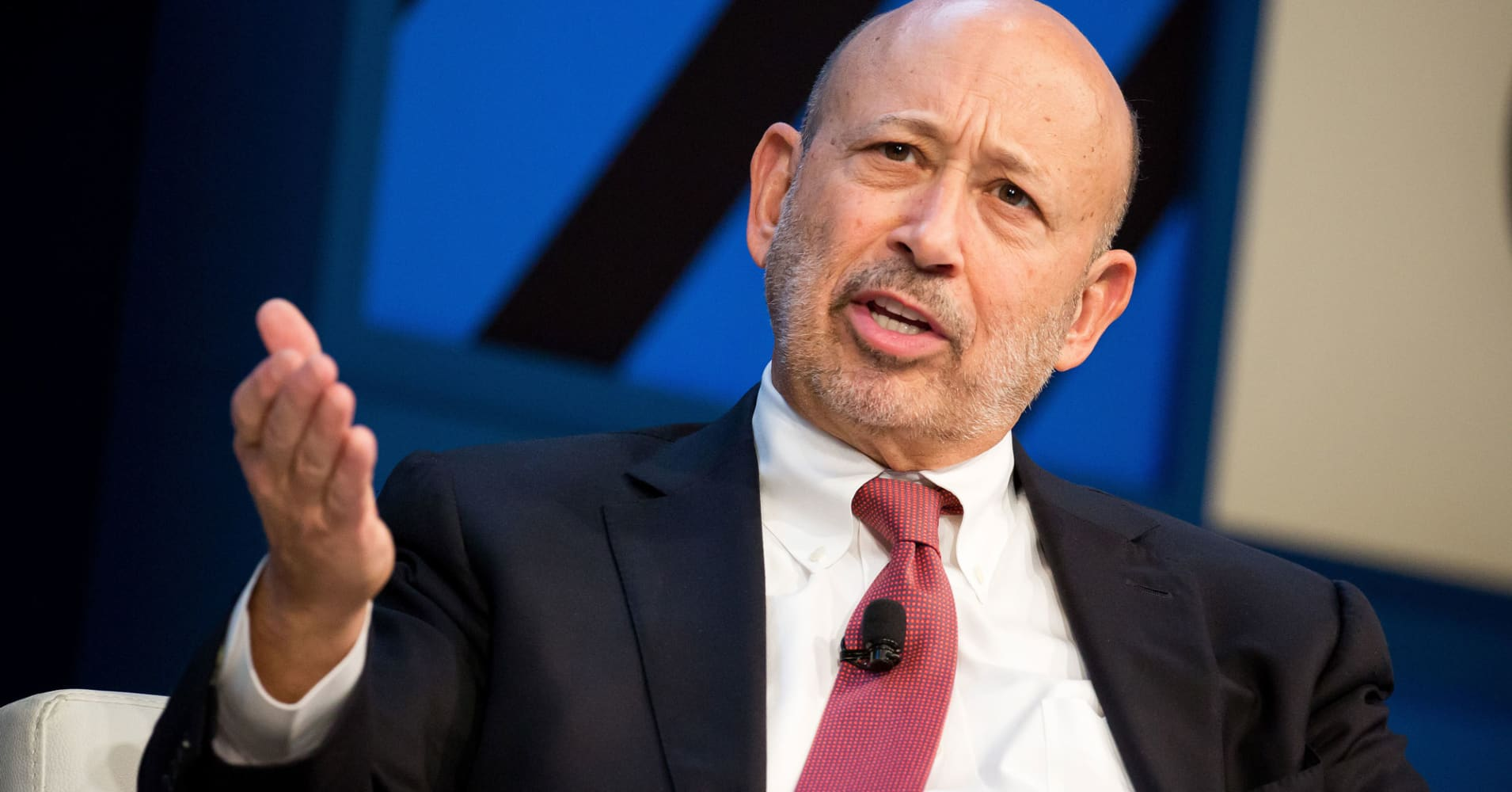 Lloyd Blankfein hits back at senators over stock buybacks: 'The money doesn't vanish'