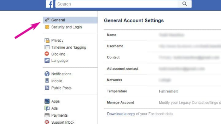 How to deactivate my facebook account without logging in