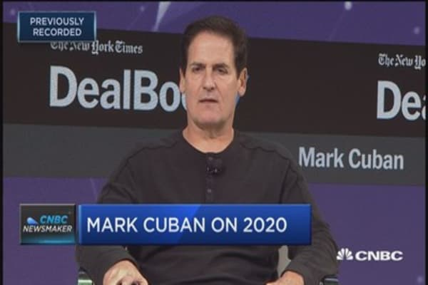 Mark Cuban: NBA rights fees to 'skyrocket' because live content still hard to create