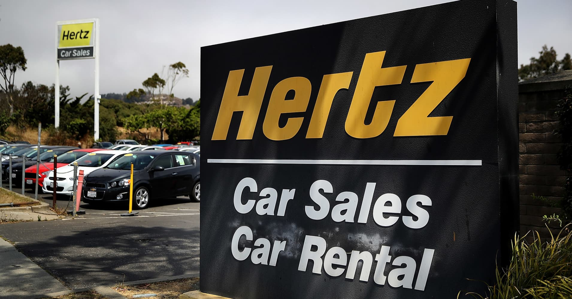Hertz Launches Biometric Lanes To Make Car Renting Faster