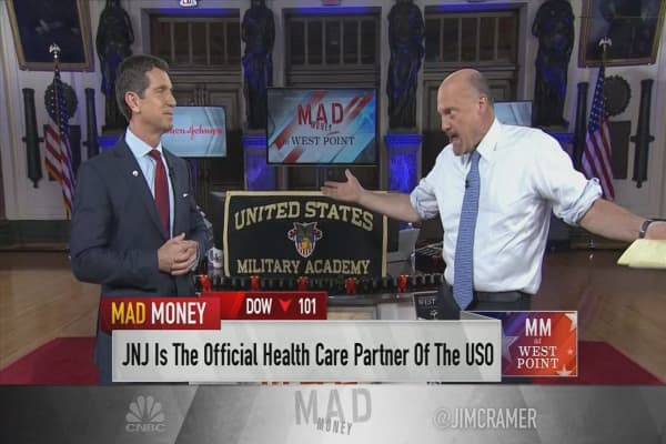 Johnson & Johnson CEO: Washington needs to work with us for 'smart tax policy'