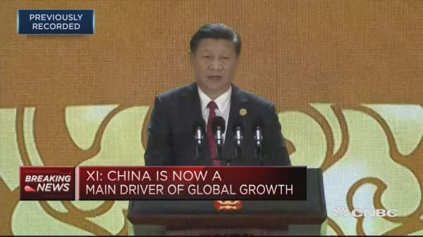 China working towards alleviating poverty, Xi Jinping says
