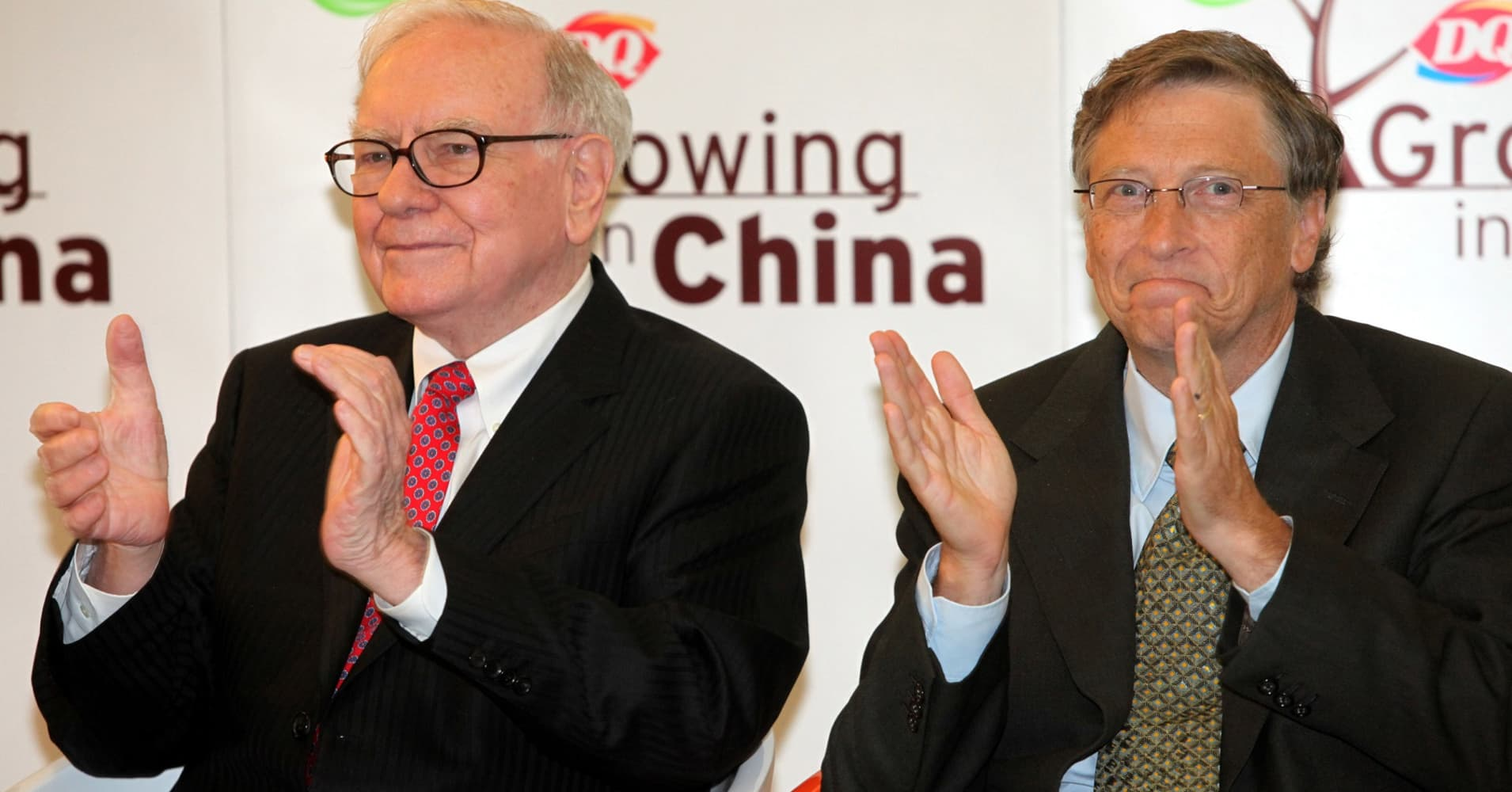 Billionaires Warren Buffett and Bill Gates still value a good deal