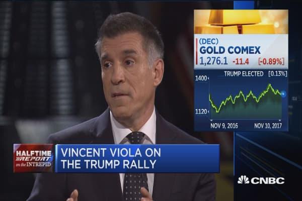 Billionaire Vincent Viola: I give Trump an 'A+' for championing entrepreneurs