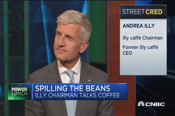 Spilling the beans: Illy chairman explains the coffee craze