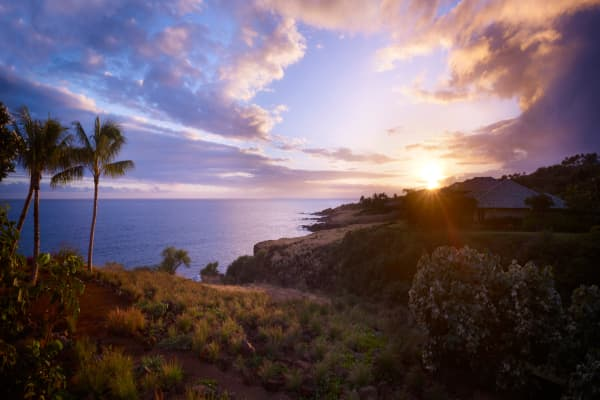 Bill Gates got married on this private Hawaiian island