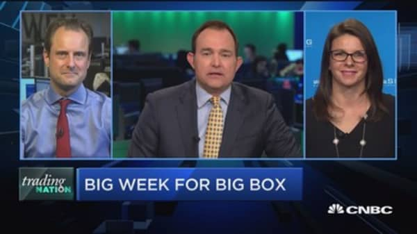 Trading Nation: Big week for big box