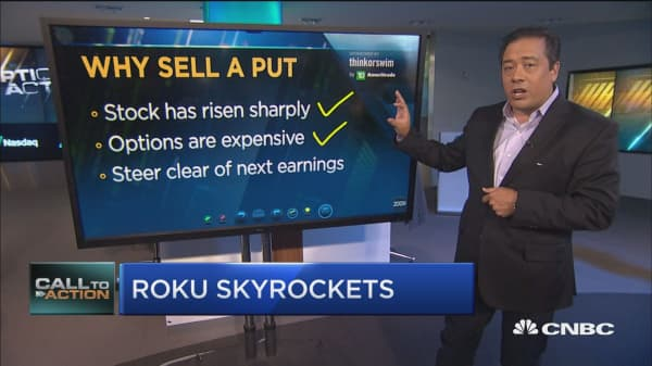 Roku is skyrocketing. Here's how to buy it for less