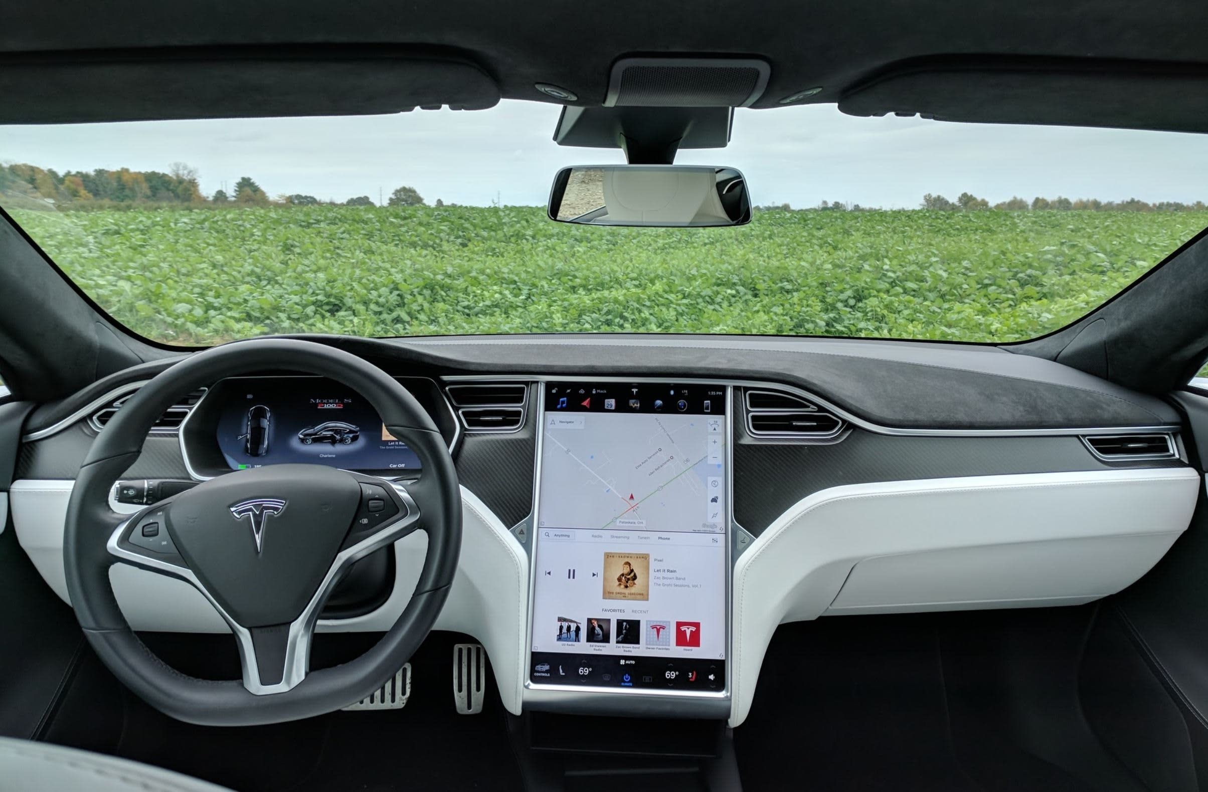 Tesla Model S Best Features Low Jitter Sige Vcsos