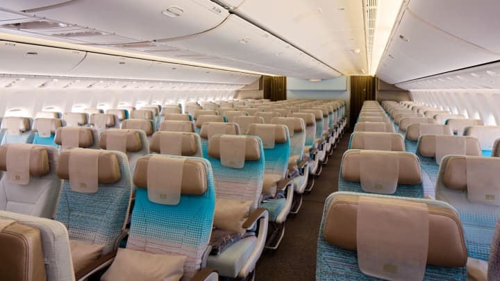 Emirates' new first class, the latest in airborne luxury battle 5