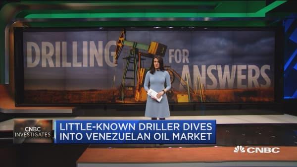 CNBC investigates a Venezuelan oil deal