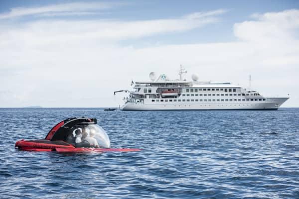 Divers And Submarines Passenger Zip