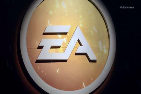 Electronic Arts shares drop