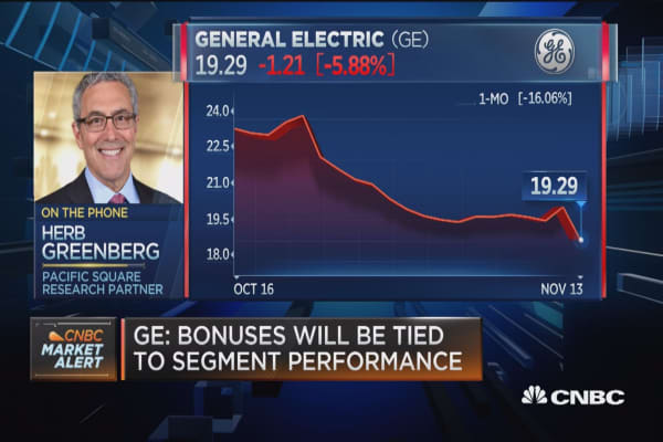 Herb Greenberg: Why GE's dividend cut could influence other companies