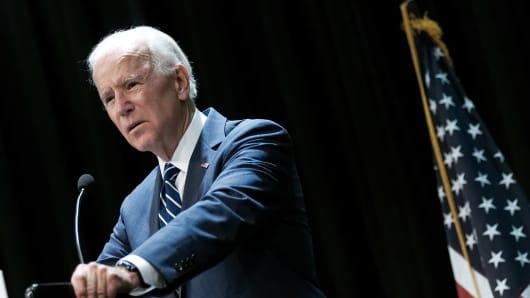 Former VP Joe Biden.