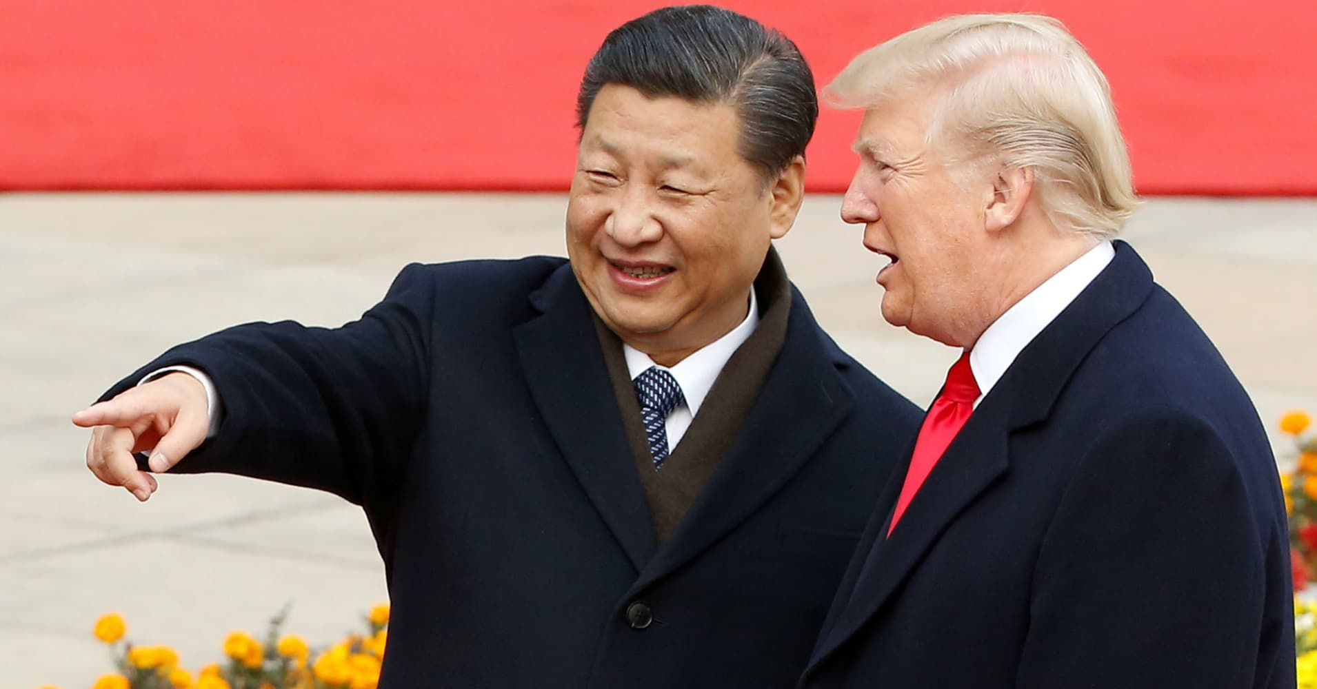 China suggests linking official state visit by Xi to Trump trade deal: Sources
