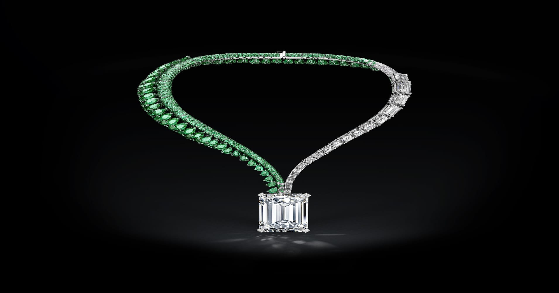 world necklaces in top the expensive most necklace diamond