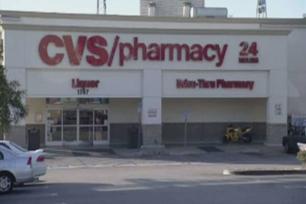 CVS-Aetna deal 'really smart' way to ward off Amazon
