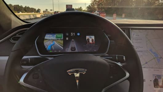 Tesla's leap in AI has left competitors like Alphabet's Waymo, Uber, BMW and GM scrambling in vein to keep pace, and there is a long lineup of companies wanting to partner, including Toyota and Mercedes-Benz.