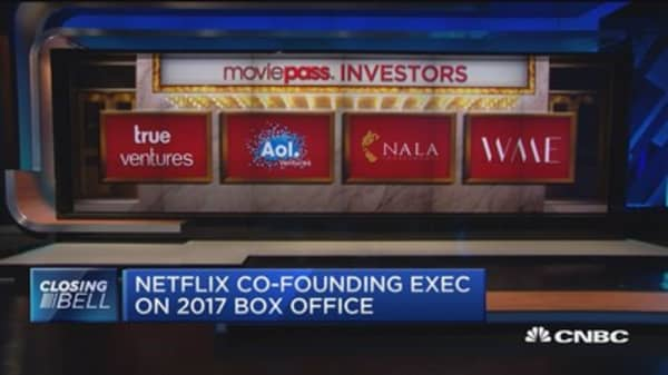 Moviepass CEO on streaming: Price is the only way to differentiate now