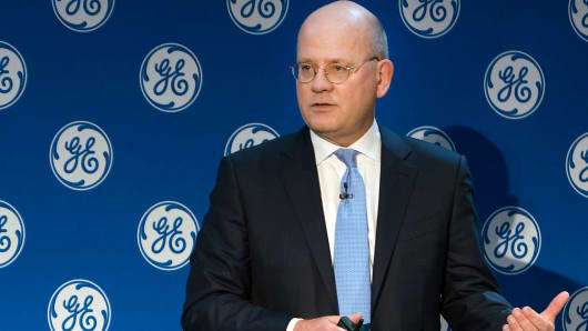 General Electric (GE) Earns