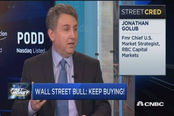 One of Wall Street's biggest bulls on why investors should keep buying stocks
