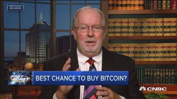 I believe in blockchain, but I don't believe in bitcoin: Gartman
