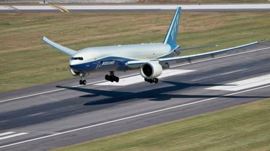 Boeing 777F Cargo Freighter