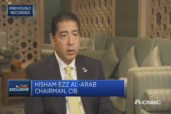 CIB chairman on economic reform in Egypt
