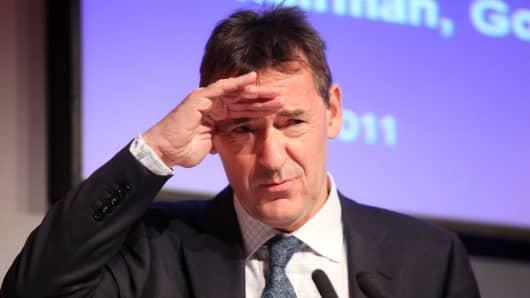 Jim O'Neill, former chairman of Goldman Sachs Asset Management.