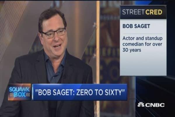 'Fuller House' star Bob Saget addresses Hollywood's harassment problem