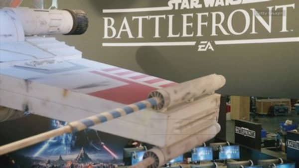 EA's new 'Star Wars' game is so unpopular a developer is apparently getting death threats