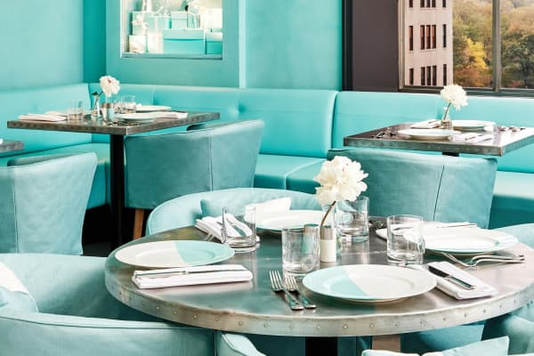 Breakfast At Tiffany's Is A Real Cafe Now""