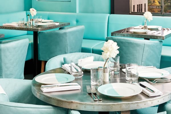 Here's what it's like to have breakfast at Tiffany's