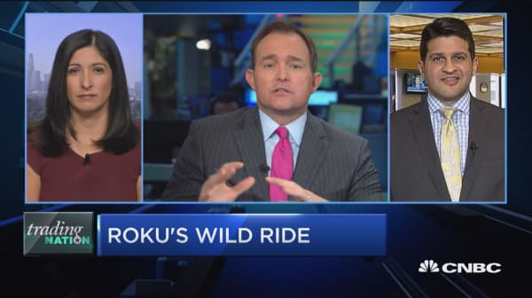 Trading Nation: Roku's wild ride