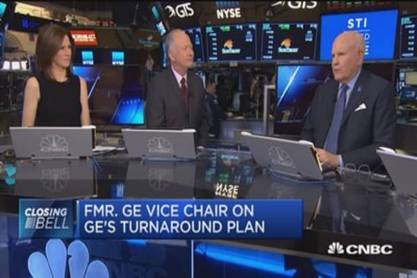 Former GE vice chair on turnaround: Jeff Immelt should come forward and explain
