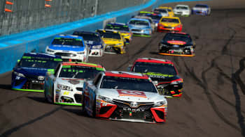 Monster Energy NASCAR Cup Series Can-Am 500 at Phoenix International Raceway on November 12, 2017 in Avondale, Arizona.