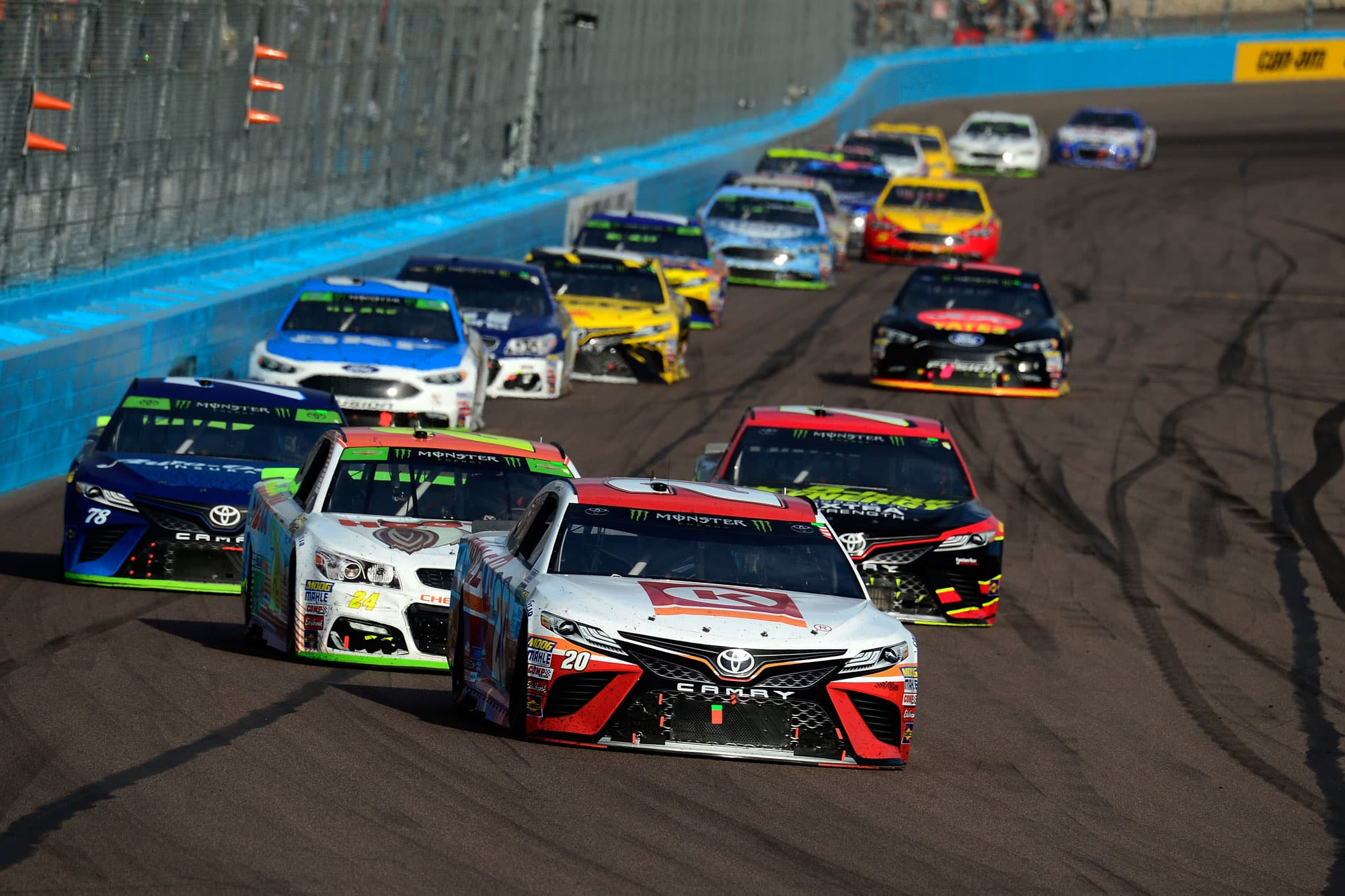 Nascar Drivers Win Prize Money But They Say It Takes Just As Much To Make The Cars Run