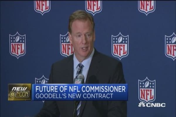 NFL Owners take on Goodell