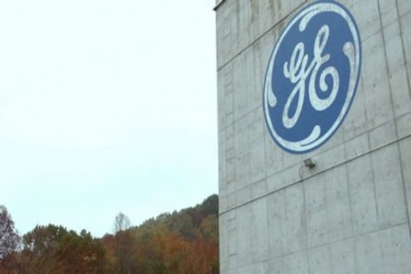 GE's energy business could soon look very different