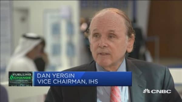 Dan Yergin on Venezuela's 'slow moving collapse'