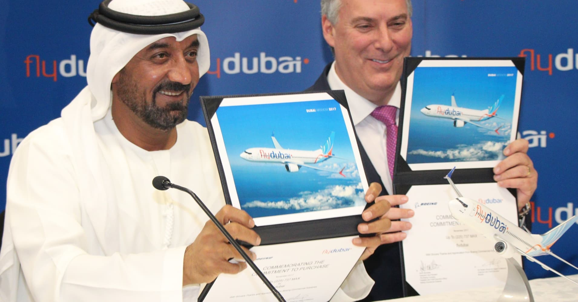 Boeing Receives The Largest Ever Single Aisle Jet Order From The Middle East